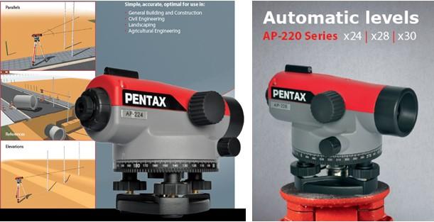 PENTAX 200系列